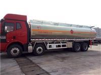 铝合金油罐车更轻更安全(包上户)