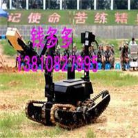 军用排爆机械人型号