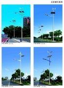 郑州单臂太阳能路灯爆款户外照明灯厂家直销