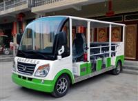 重庆绿爵14座燃油观光车,燃油观光车价格